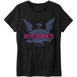 RAMONES Purple Eagle, Tシャツ<img class='new_mark_img2' src='https://img.shop-pro.jp/img/new/icons5.gif' style='border:none;display:inline;margin:0px;padding:0px;width:auto;' />