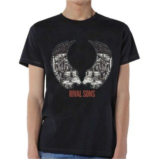 RIVAL SONS Desert Wings, Tシャツ<img class='new_mark_img2' src='https://img.shop-pro.jp/img/new/icons5.gif' style='border:none;display:inline;margin:0px;padding:0px;width:auto;' />