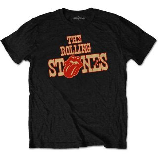 THE ROLLING STONES Wild West Logo, Tシャツ<img class='new_mark_img2' src='https://img.shop-pro.jp/img/new/icons5.gif' style='border:none;display:inline;margin:0px;padding:0px;width:auto;' />