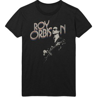 ROY ORBISON Guitar & Logo, Tシャツ<img class='new_mark_img2' src='https://img.shop-pro.jp/img/new/icons5.gif' style='border:none;display:inline;margin:0px;padding:0px;width:auto;' />