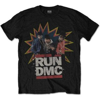 RUN DMC Pow!, Tシャツ<img class='new_mark_img2' src='https://img.shop-pro.jp/img/new/icons5.gif' style='border:none;display:inline;margin:0px;padding:0px;width:auto;' />