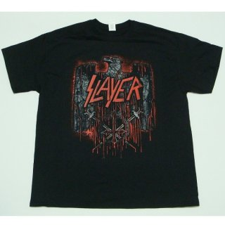 SLAYER Blood Eagle European Tour 2018, Tシャツ<img class='new_mark_img2' src='https://img.shop-pro.jp/img/new/icons5.gif' style='border:none;display:inline;margin:0px;padding:0px;width:auto;' />
