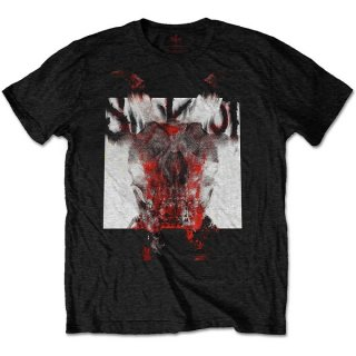 SLIPKNOT Devil Single - Logo Blur, Tシャツ<img class='new_mark_img2' src='https://img.shop-pro.jp/img/new/icons5.gif' style='border:none;display:inline;margin:0px;padding:0px;width:auto;' />