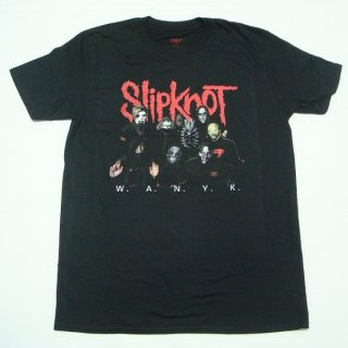 SLIPKNOT Wanyk Logo, Tシャツ<img class='new_mark_img2' src='https://img.shop-pro.jp/img/new/icons5.gif' style='border:none;display:inline;margin:0px;padding:0px;width:auto;' />