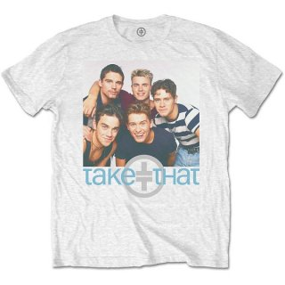 TAKE THAT Group Hug, Tシャツ<img class='new_mark_img2' src='https://img.shop-pro.jp/img/new/icons5.gif' style='border:none;display:inline;margin:0px;padding:0px;width:auto;' />