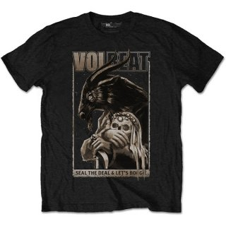 VOLBEAT Boogie Goat, Tシャツ<img class='new_mark_img2' src='https://img.shop-pro.jp/img/new/icons5.gif' style='border:none;display:inline;margin:0px;padding:0px;width:auto;' />