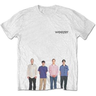 WEEZER Blue Album, Tシャツ<img class='new_mark_img2' src='https://img.shop-pro.jp/img/new/icons5.gif' style='border:none;display:inline;margin:0px;padding:0px;width:auto;' />