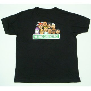 WU-TANG CLAN Sesame Street, Tシャツ<img class='new_mark_img2' src='https://img.shop-pro.jp/img/new/icons5.gif' style='border:none;display:inline;margin:0px;padding:0px;width:auto;' />