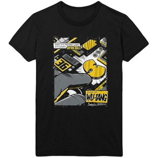 WU-TANG CLAN Invincible, Tシャツ<img class='new_mark_img2' src='https://img.shop-pro.jp/img/new/icons5.gif' style='border:none;display:inline;margin:0px;padding:0px;width:auto;' />