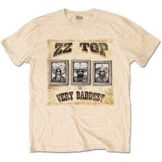 ZZ TOP Very Baddest, Tシャツ<img class='new_mark_img2' src='https://img.shop-pro.jp/img/new/icons5.gif' style='border:none;display:inline;margin:0px;padding:0px;width:auto;' />