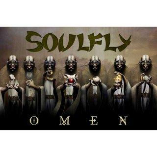 SOULFLY Omen, タペストリー