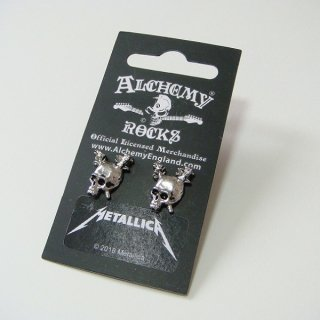METALLICA Damage, ピアス