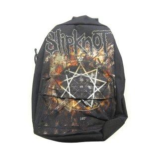 SLIPKNOT Pentagram, バックパック