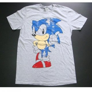SONIC THE HEDGEHOG Sonic, Tシャツ