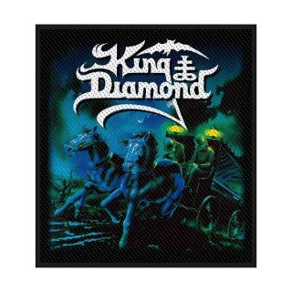 KING DIAMOND Abigail, パッチ