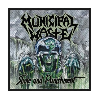 MUNICIPAL WASTE Waste Slime And Punishment, パッチ