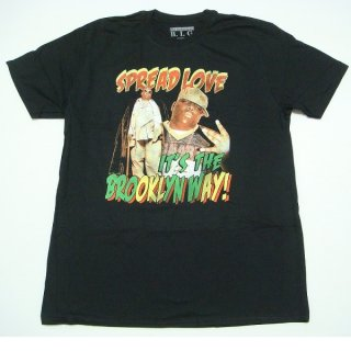 THE NOTORIOUS B.I.G. Spread The Love, Tシャツ
