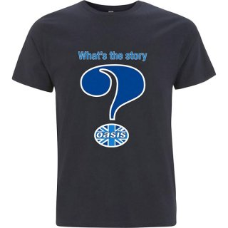OASIS Question Mark Nay, Tシャツ