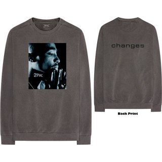 2PAC Changes Side Photo, ロングTシャツ