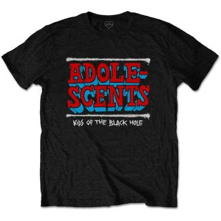 THE ADOLESCENTS Kids Of The Black Hole Blk, Tシャツ