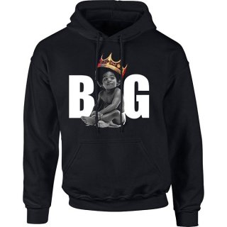 THE NOTORIOUS B.I.G. Big Crown, パーカー