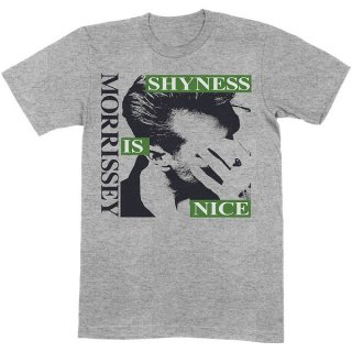 MORRISSEY Shyness Is Nice, Tシャツ