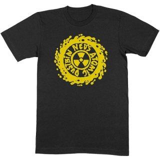 NED'S ATOMIC DUSTBIN Yellow Classic Logo, Tシャツ