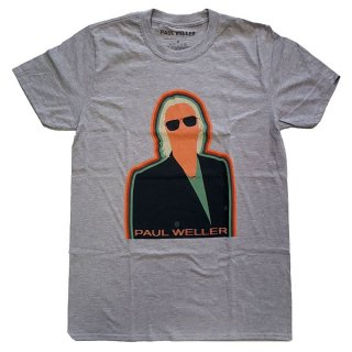 PAUL WELLER Illustration Key Lines, Tシャツ