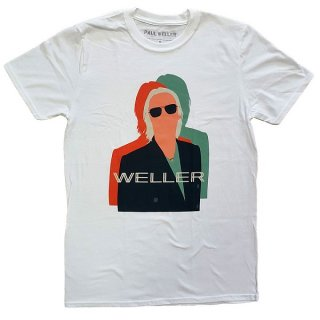 PAUL WELLER Illustration Offset, Tシャツ