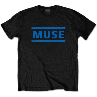 MUSE Dark Blue Logo, Tシャツ