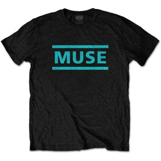 MUSE Light Blue Logo, Tシャツ