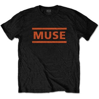 MUSE Orange Logo, Tシャツ