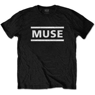 MUSE White Logo, Tシャツ