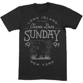 TAKING BACK SUNDAY Panther, Tシャツ