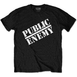 PUBLIC ENEMY Logo, Tシャツ