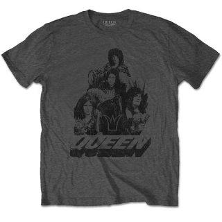 QUEEN 70s Photo, Tシャツ