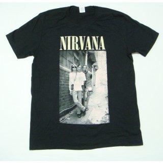 NIRVANA Alleyway, Tシャツ