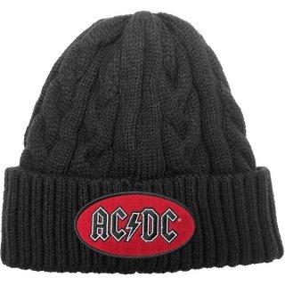 AC/DC Oval Logo, ニットキャップ