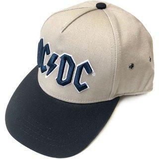 AC/DC Navy Logo, キャップ