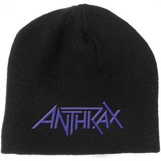 ANTHRAX Logo, ニットキャップ