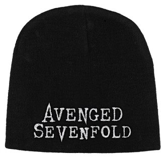 AVENGED SEVENFOLD Logo, ニットキャップ