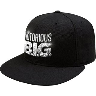 THE NOTORIOUS B.I.G. Logo, キャップ
