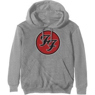 FOO FIGHTERS Ff Logo, パーカー
