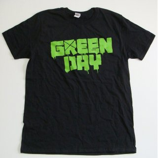 GREEN DAY Logo 21st Century Breakdown, Tシャツ
