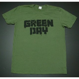 GREEN DAY Logo 21st Century Breakdown Ag, Tシャツ