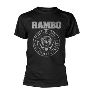 RAMBO Seal Grey, Tシャツ