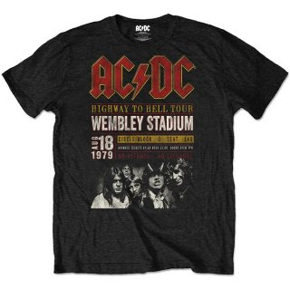 AC/DC Wembey '79, Tシャツ