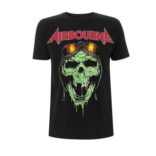 AIRBOURNE Hell Pilot Glow, Tシャツ