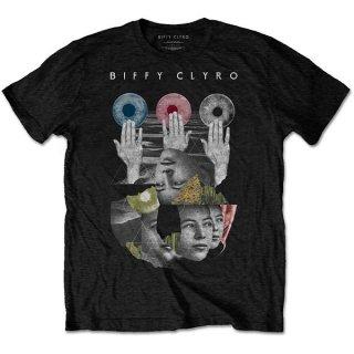 BIFFY CLYRO Hands, Tシャツ
