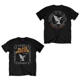 BLACK SABBATH The End Demon BP, Tシャツ